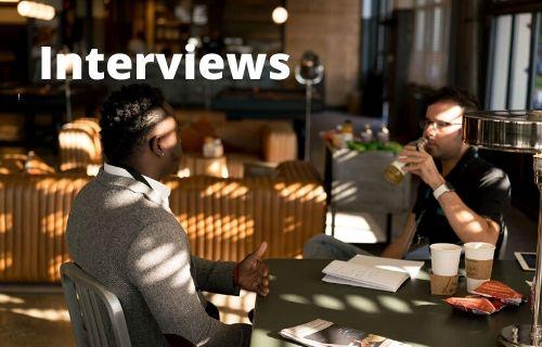 interviews are a great pillar post every blog needs